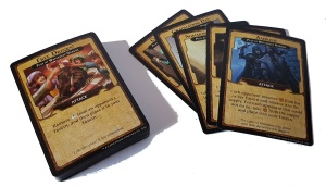 Intrigue Cards