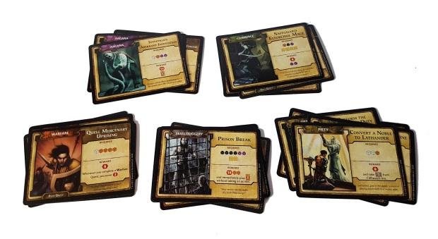 LOW Quest Cards