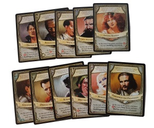 LOW Role Cards
