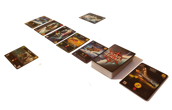 Star Realms In Play