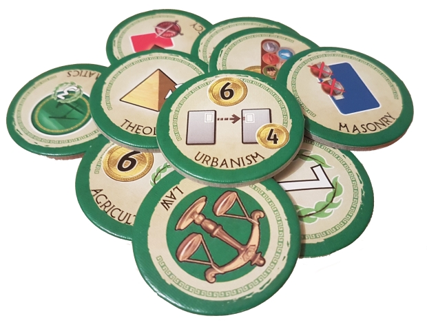 Science Tokens
