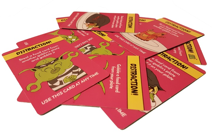 Distraction Cards