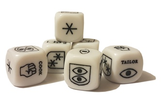 Character Dice