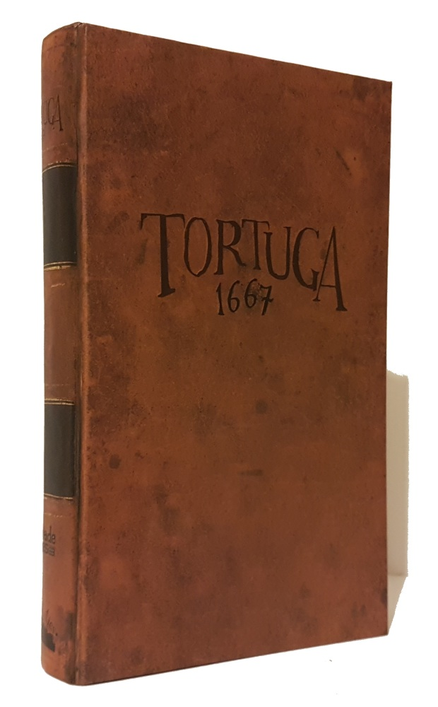 review of Board game Tortuga 1667 book box