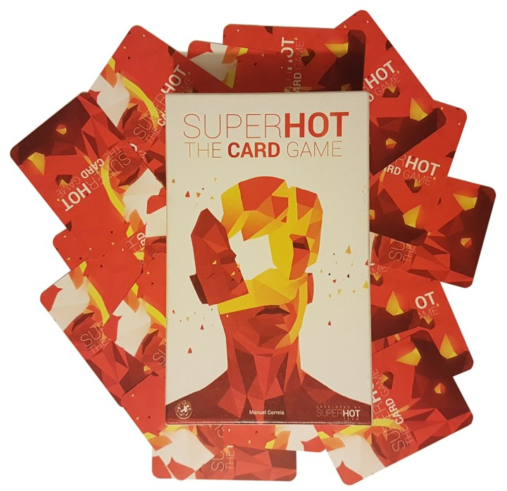 SUPERHOT Card Game review - presentation picture