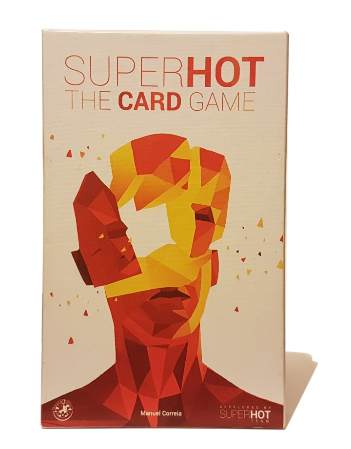 SUPERHOT Card Game review