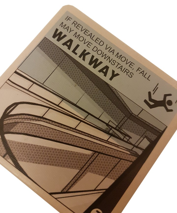 Burgle Bros review image of the Walkway tile