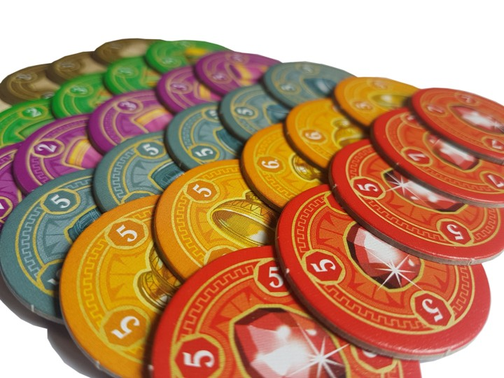 Jaipur board game review pretty components