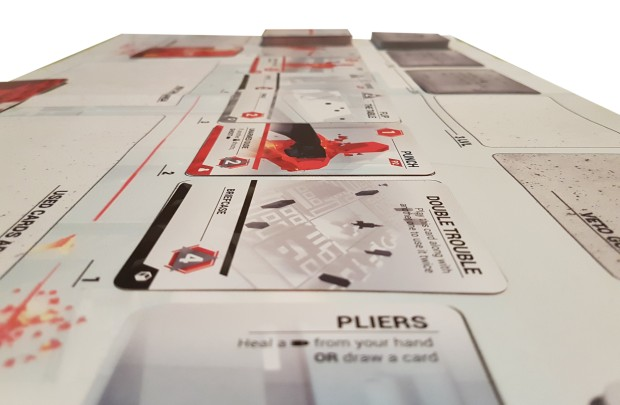 SUPERHOT Card Game review - The Line