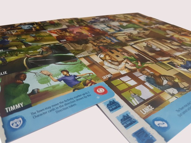 Town Cards