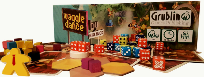 Waggle Dance Review Header Display Picture