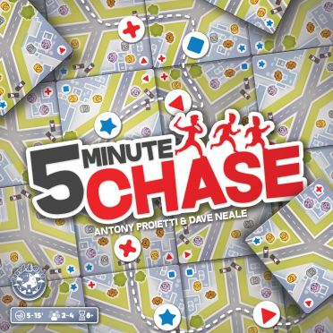 Board Meetings at UK Games Expo 2018 - 5 Minute Chase