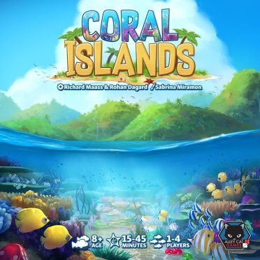 Board Meetings Hit List UK Games Expo 2018 - Coral Islands