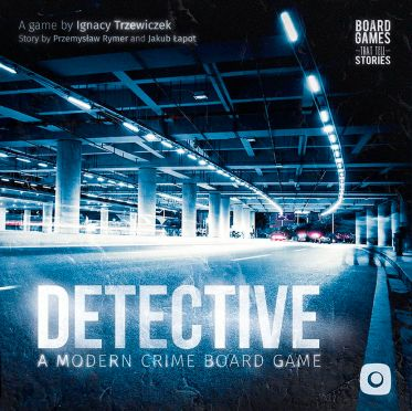 Board Meetings Hit List UK Games Expo 2018 - Detective: A Modern Crime Boardgame