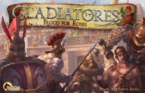 Board Meetings Hit List UK Games Expo 2018 - Gladiatores: Blood for Roses