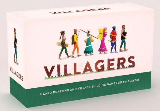Board Meetings Hit List UK Games Expo 2018 - Villagers