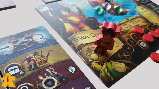 Dead Mans's Doubloons Review End Game