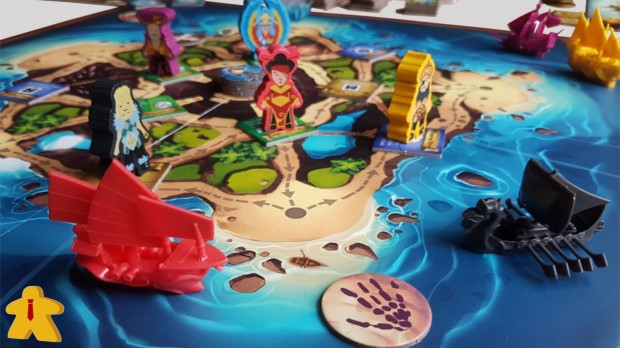 Dead Mans's Doubloons Review In Play Photo In Play Alt Map