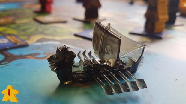 Dead Mans's Doubloons Review Ghost Ship