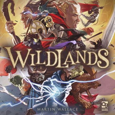 Board Meetings Hit List UK Games Expo 2018 - Wildlands