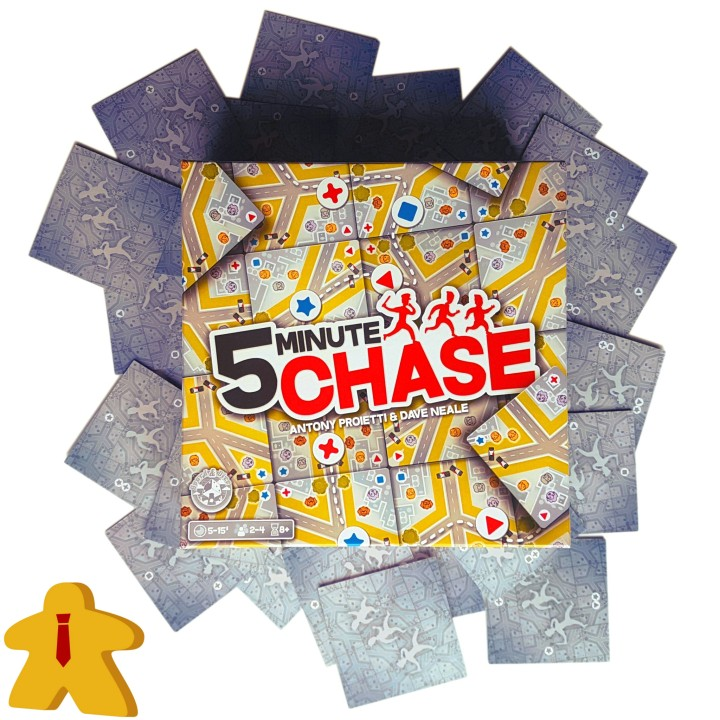 5 Minute Chase Display