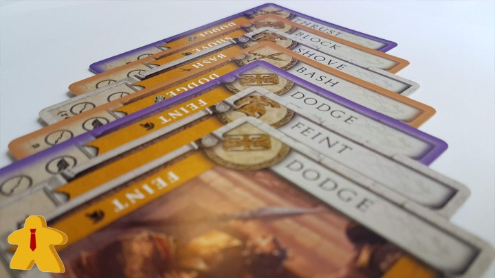 Gladiatores Board Game Review - Board Meetings - Card Stack