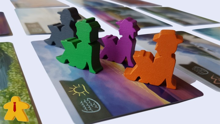 Sunset Over Water Board Game Review