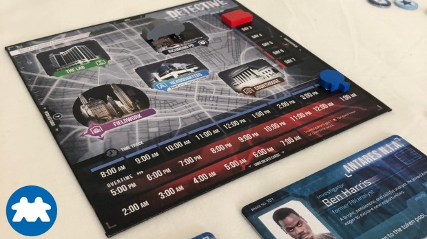 Detective Board Game Review