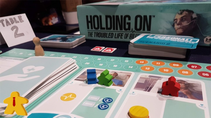 Holding On Review